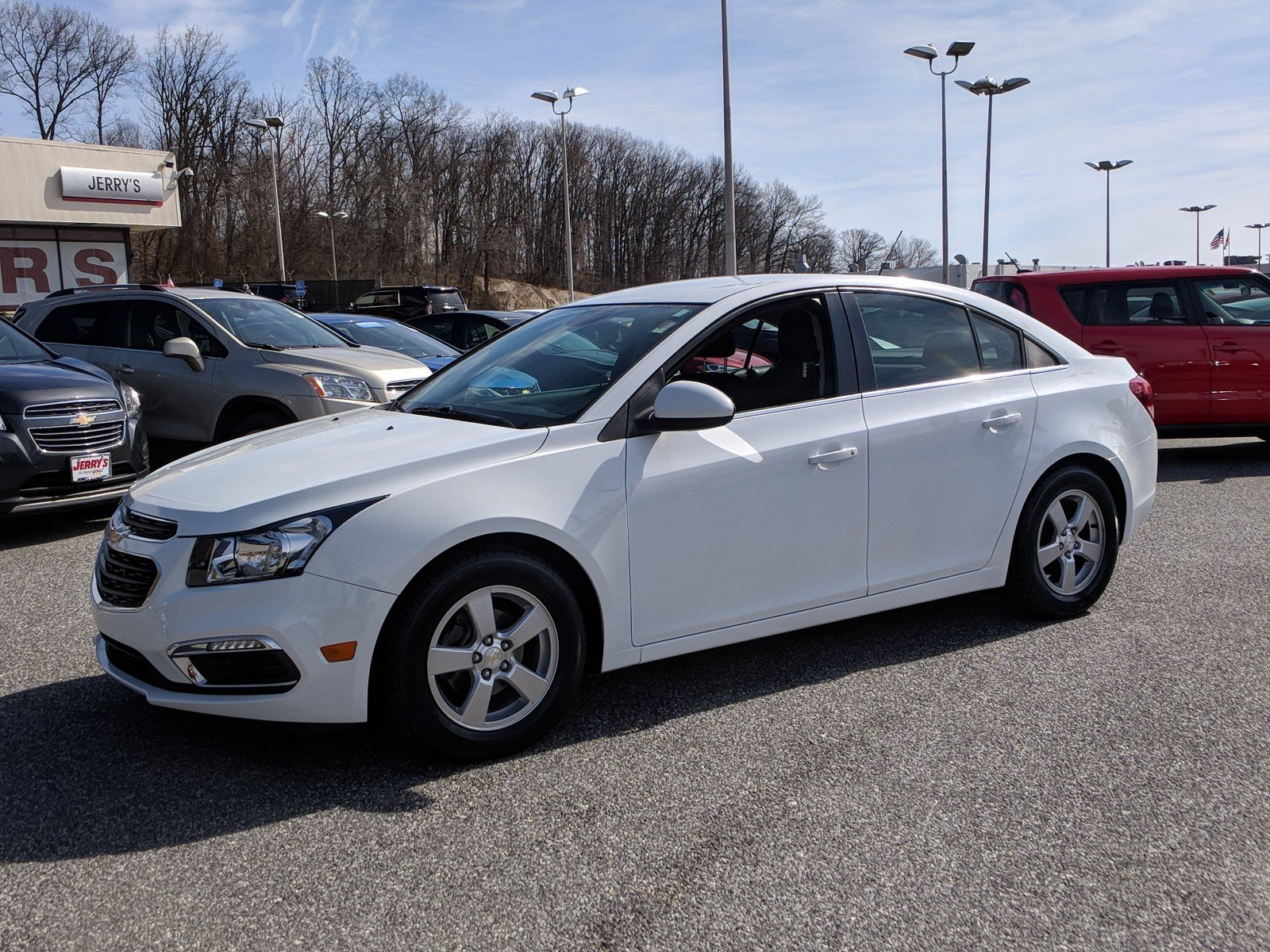 Pre-Owned 2015 Chevrolet Cruze LT 4dr Car In Parkville